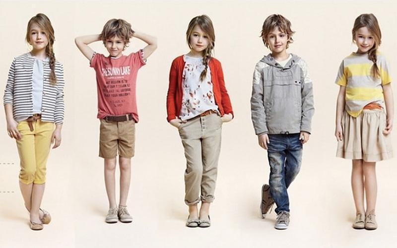 Đồ trẻ em cũng là một món hàng bán sinh lãi cao